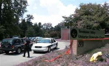 Man Charged in Tenn. Church Shooting that Killed 2