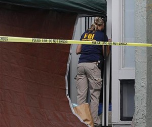 Man Shot by FBI in Florida Had Ties to Boston Bombing Suspect