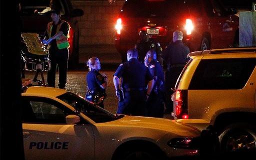 Manhunt for Killer of Memphis Officer