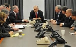 NYPD Confirms CIA Employee Partnership