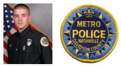 Nashville Officer Killed at Accident Scene
