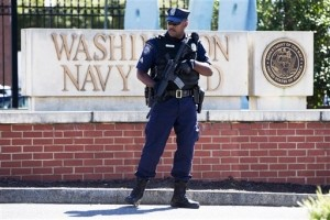 Navy Yard Shooter Told Police He Was Hearing Voices
