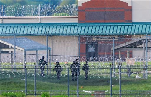 Nebraska Prison Staff Assaulted During Riot