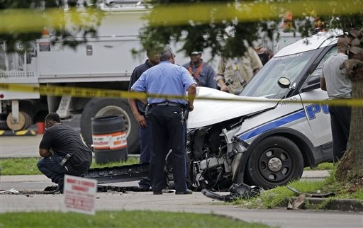 New Orleans Officer Faces Criminal Charges in LODD
