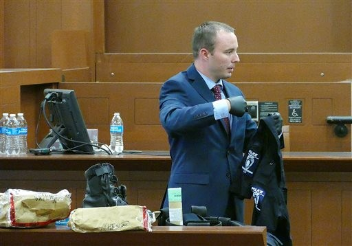 North Carolina Officer Testifies in Fatal Shooting Trial