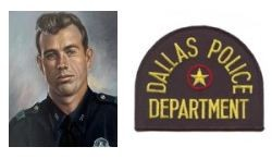 ODMP Remembers: Dallas Officer Killed by Kennedy Assassin