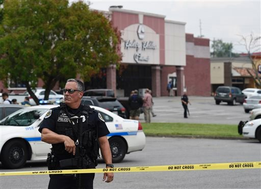 Officers Stop Armed Man Inside Tennessee Theater