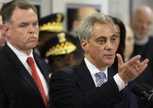 Chicago Mayor Refuses To Take Position On Shooting