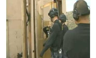 Phoenix Police Offer SWAT Cop for a Day Program
