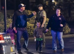 Police: Oregon Mall Shooter Didn't Know 2 He Killed