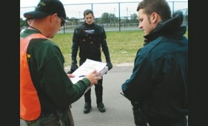 Reality Based Training: The Paper Trail