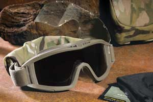 Revision Introduces Tan 499 Desert Locust Goggle Kit