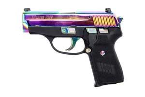 SIG SAUER Adds Rainbow Titanium Finish to the P239