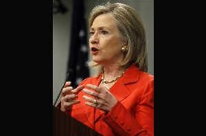 Hillary Clinton Tells Police to Quit Killing Black People at NAACP Convention