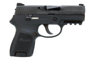 Sig Sauer Offers P250 Subcompact with Accessory Rail