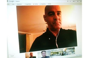 Social Media Quick Tip: Google Hangouts on Air Provides Great Advantages to LE Image 1