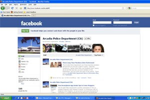 Social Media Quick Tip: Turn Your Department's Profile Into a Fan Page
