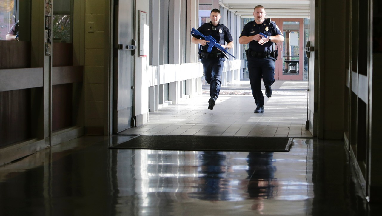 Tactical Threats & Training in Schools