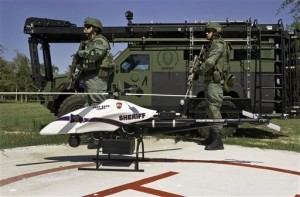 Talk of U.S. Drones Sparks Anxiety
