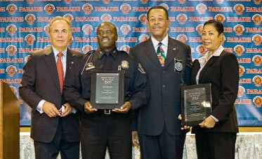 The IACP & PARADE Magazine Officer of the Year