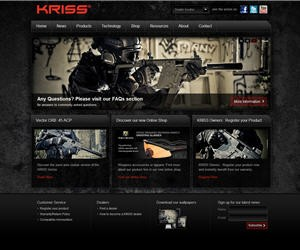 The New KRISS USA Website Goes Live!