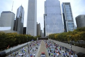Tight Security Promised for Chicago Marathon