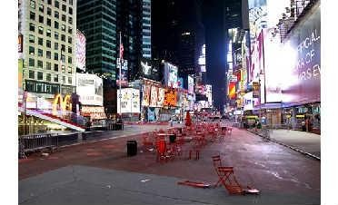 Times Square Cleared as Suspected Car Bomb Found