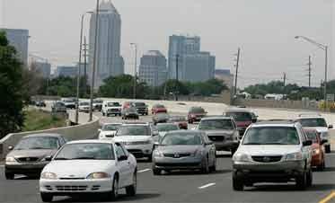 Traffic Deaths Fall as Gas Prices Climb