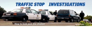 Traffic Stop Investigations