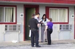 Traffic Stop Leads to Arrest in Houston Motel Homicide