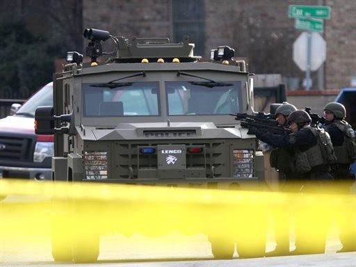 Two Children Dead in Missouri Standoff