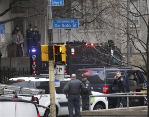 Two Dead, Seven Wounded in Shooting at University of Pittsburgh Psychiatric Clinic