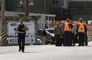 Two Dead after Shooting at British Columbia Mill