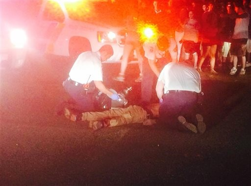 Two Wounded in New Jersey Concert Shooting