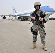 Air Force Members Allowed To Carry Off Base