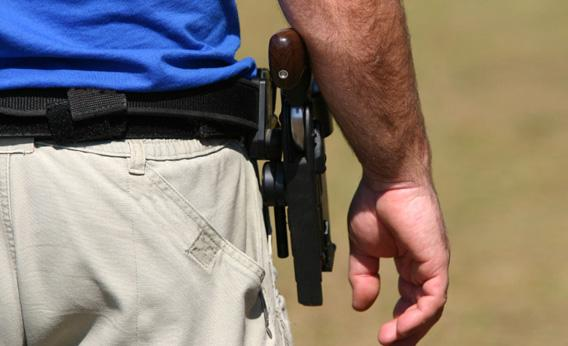 Sheriffs Call for Citizens to Arm Themselves