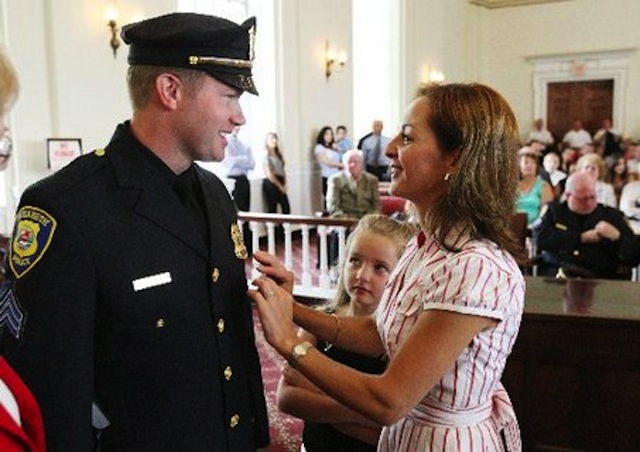 Seven Ways for Spouses to Support Their Officers