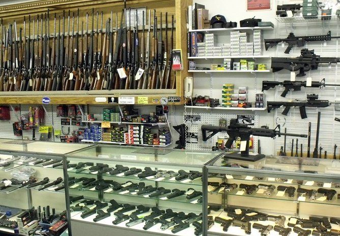 Black Friday Shatters Single Day Sell Of Guns