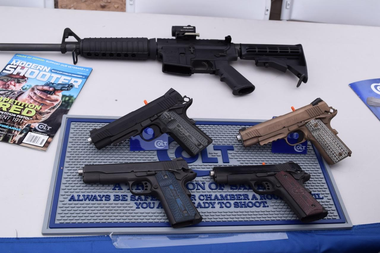 SHOT Show Range Day