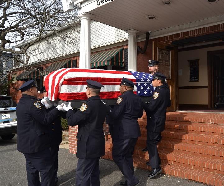 Police Ensure WWII Veteran Receives Proper Burial