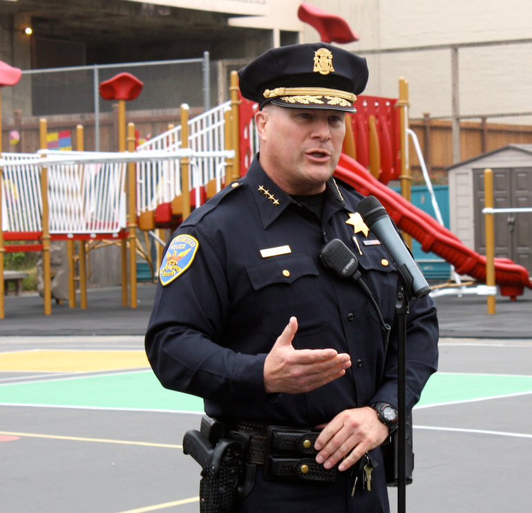San Francisco Chief Wants To Try Smart Gun Technology