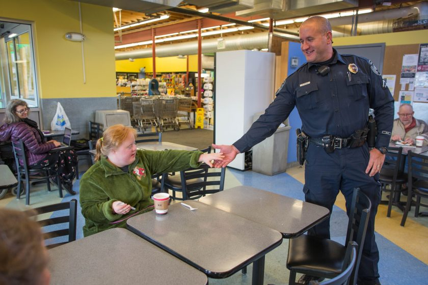 The Officer and Harley: A Lesson in Kindness and Community Policing