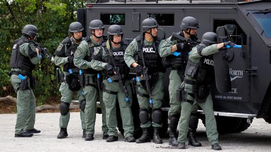 "Minneapolis SWAT Get New Uniforms To Become ""Less Military"""