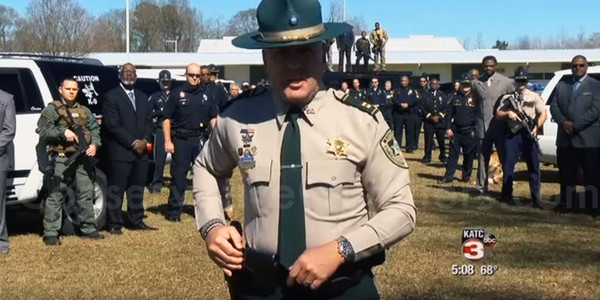 Must See:  Captain Clay Higgins Warns Ruthless Gang