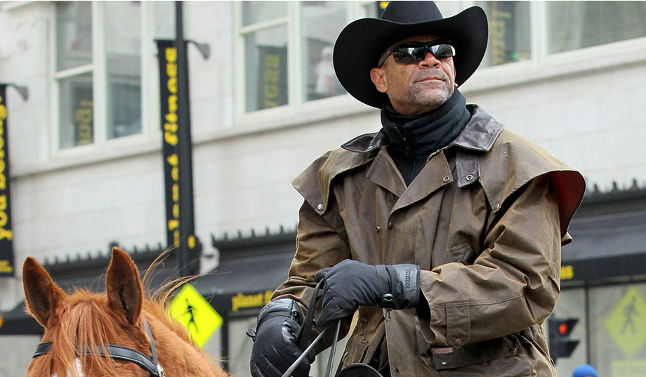Sheriff Clarke Named Law Enforcement Leader of the Year