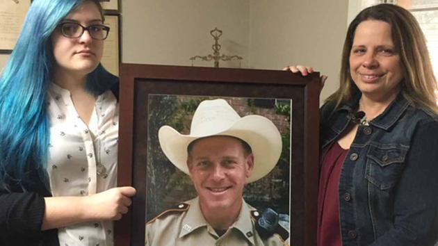 Fort Bend County Sues Widow of Fallen Deputy