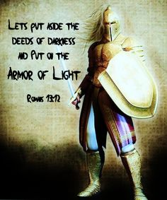 The Romans 13 Warrior