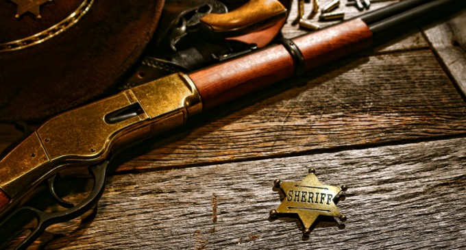 """Sagebrush Sheriffs"" Form Last Line of Defense"