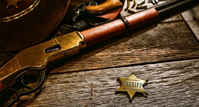 """Sagebrush Sheriffs"" Form Last Line of Defense"