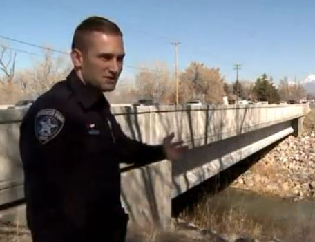 Police Officers Hear Angels When Rescuing Baby